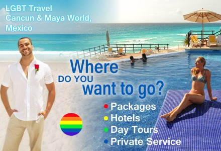 Mayan Packages Cancun LGBT