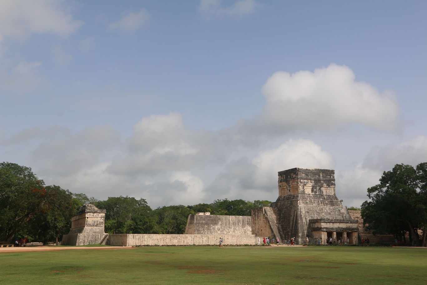 A Walk in Chichen Itza