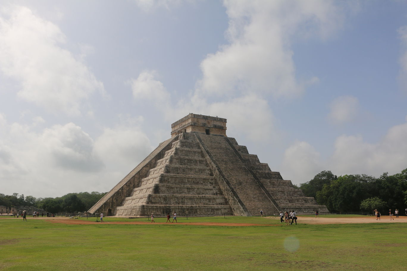 Chichen Itzá, ideal para Grupos