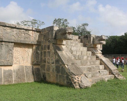 Day tour to Chichen Itza