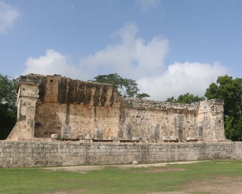 Venture to explore the Mayan ruins of Chichen Itza