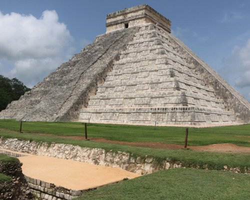 Chichen Itza, Yucatan, Mexique