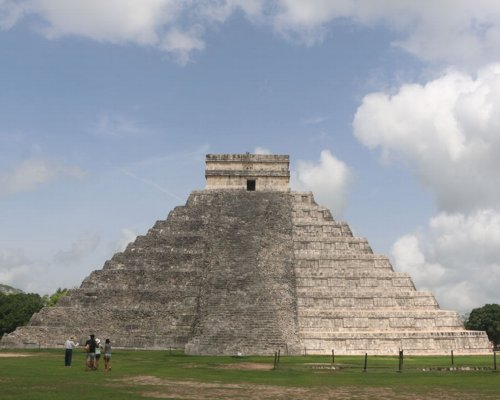The Great Calendar of Chichen Itza, Awesome