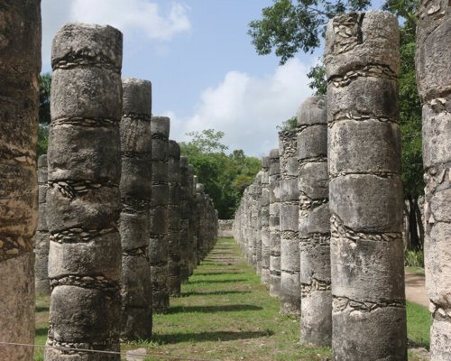 Venture to Chichen Itza, book early