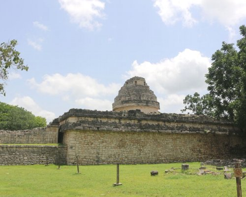 The Grand Mayan Observatory