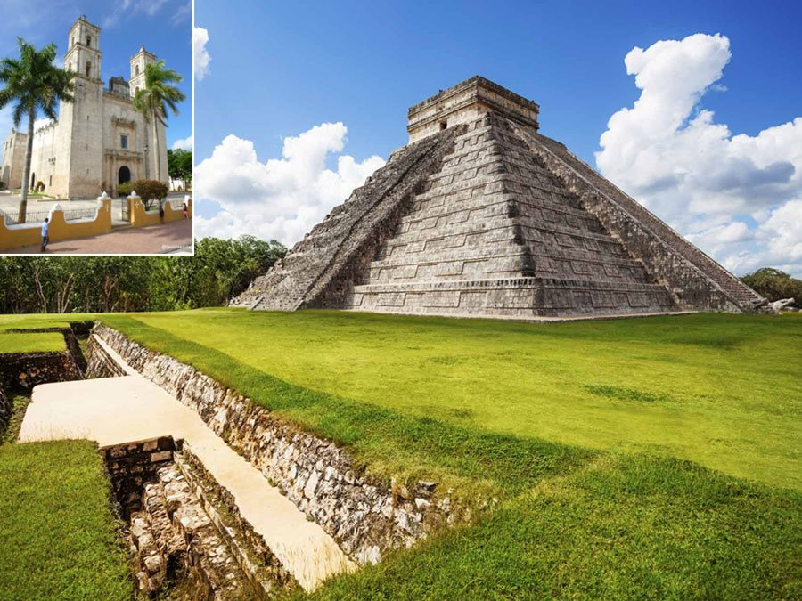 Mexico Mayan Tour Packages