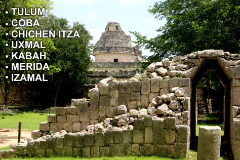 Mayan Expeditions III - 4 days 3 nights