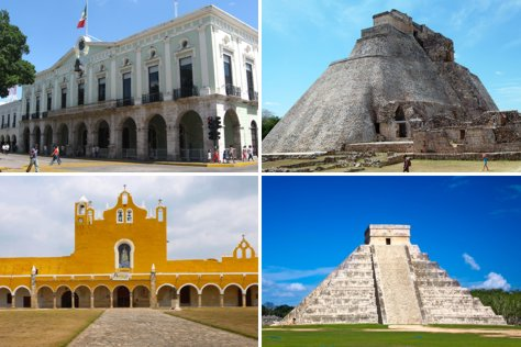 Mini Yucatan 2 days | Merida, Uxmal, Izamal & Chichen Itza