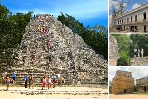 Mayan Dreams 4 days 3 nights